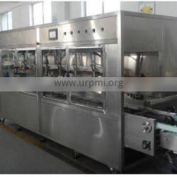 Automatic liquid filling and sealing machines