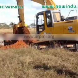 13 ton digging machine XE135D rc hydraulic excavator for sale