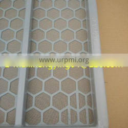 High quality shale shaker screen / mongoose steel frame screen with API certificate
