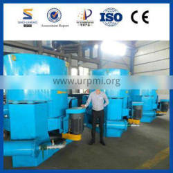 SINOLINKING Automatical Collecting Gold Centrifuge Separator with Knelson Concentrator