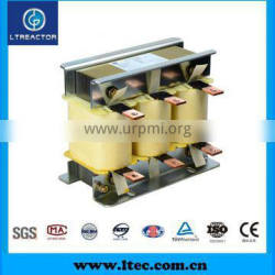High Quality AC Input Reactors for Frequency Converters