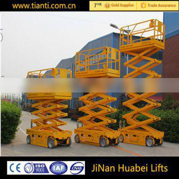 Low price hydraulic auto lift scissor lift for sale