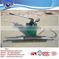 High Quality Rubber Injection Inflatable Packer For Mine Industry