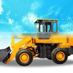 2015 new condition agriculture machinery small scale front end loader with famous engine