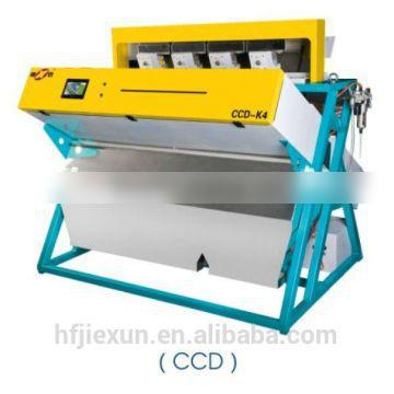 speckled beans ccd color sorter, good quality and best price