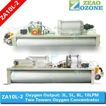 high output oxygen concentrator for oxygen making equipment