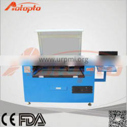 laser machine for trade mark/embroidery cutting small laser cutting machine