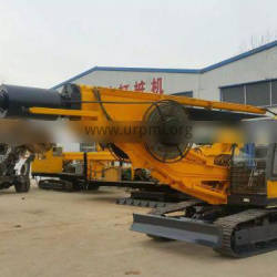 Water Well Borehole Drilling Rig Depth 8-30m Diameter