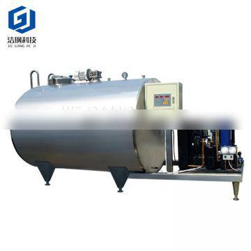 sanitary stainless steel 1000 liter milk cooling tank