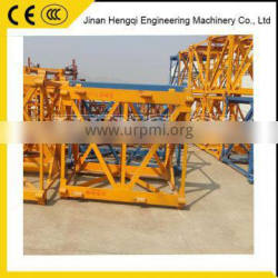 fixing angle for tower crane in shandong factory