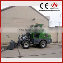 Chinese Articulated Mini Wheel Loader for Sale/wheel loader price