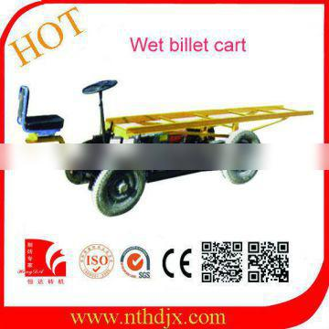 cart for clay brick production