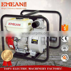 competetive price easy to operate gasoline water pump wp30