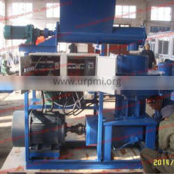 Palm pellet making machine ring matrix with automatic lubricating