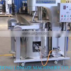 Industrial automatic gas popcorn machine factory price
