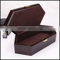 Wooden jewelry gifts included flip display sales of special packing bo wholesale on-demand