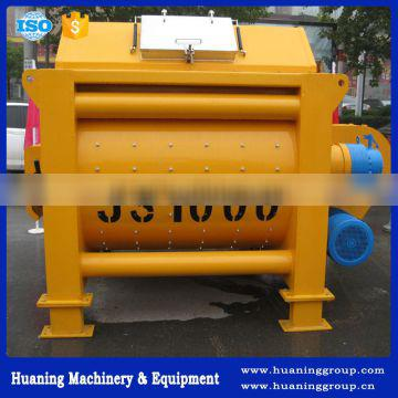 Good Performance Compulsory Double Shaft Cement Mixer Price for sale