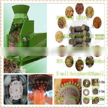 2014 hot sell low cost high capacity straw briquette press