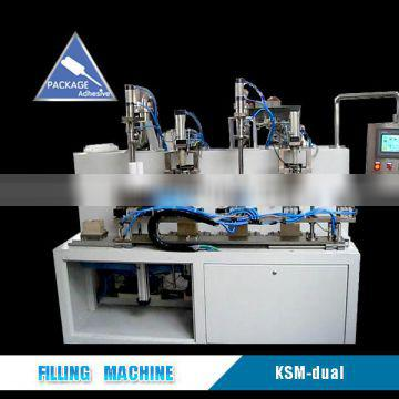 Grease Filling Machine or Toothpaste Filling Machine