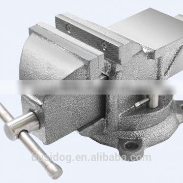 High Quality Heavy Duty Swivel Bench Vises With Anvil