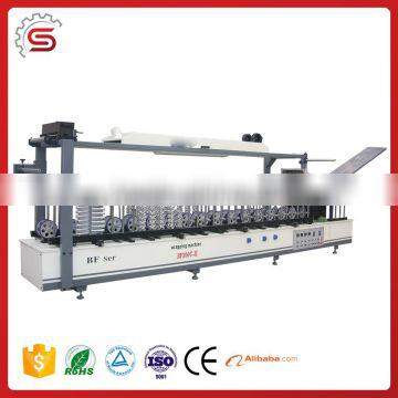 Hot and Cold glue BF300C-II Profile Wooden Door Wrapping Machine