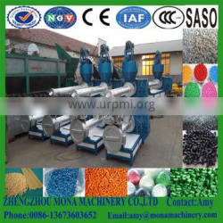 PE/PP/PET Type Plastic Recycling Machine/Recovery granulation equipment from China