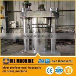 China supply cocoa butter hydraulic walnut oil press/hydraulic sesame oil press machine
