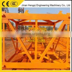Construction Tower Crane Inner Climbing Self-raised Tower Crane With ISO9001