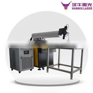 TF-300 with monitor yag laser welding machine cheap price laser welder for adverting industry
