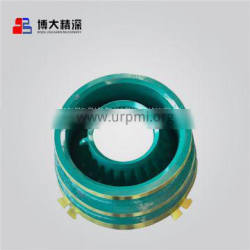 cone crusher wear parts concave mantle bowl liner