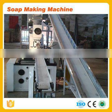 500kg/h toilet soap making machine