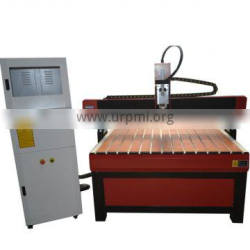 Aluminum T-solt table with PVC desktop sign cnc router LT1224 engraving machine