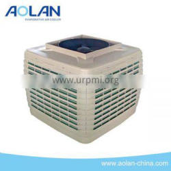 Multifunctional industrial cooling system air cooler without compressor