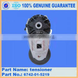 Wheel loader part on WA380-5 engine part of SAA6D114E fan drive tensioner 6742-01-5219