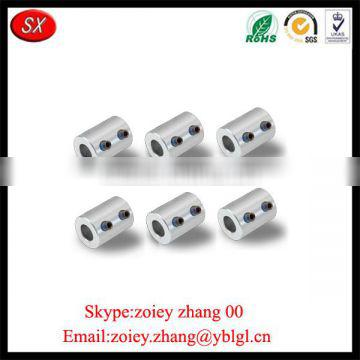 ODM Accepted High Quality Carbon Steel Flexible Small Shaft Coupling With Zinc Plated