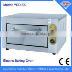 Factory supplying high quality competitive electric deck oven price