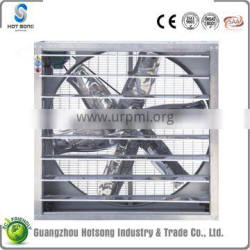 HS-1380 stainless steel heavy duty wall mounted greenhouse centrifugal fan 50""