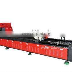 Round Metal Pipe YAG Laser Cutting System for Accessories