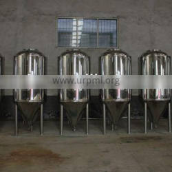 2000L/batch brewery fermenters, Brewery equipment, complete brewery plant