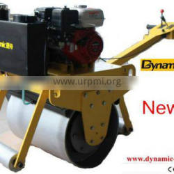 High quality walk behind single drum road roller