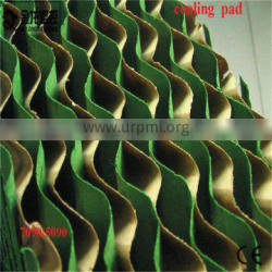 honeycomb pad /evaporative cooling pad for greenhouse