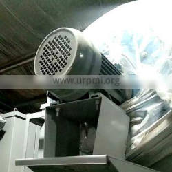 steel mill using dust removal collector