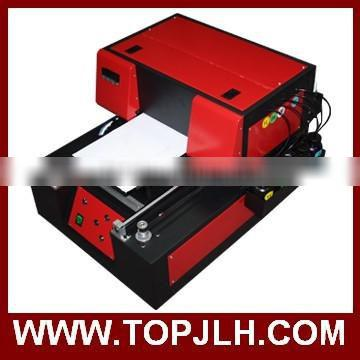 China Factory Direct Sell small format uv flatbed printer/uv led printer/ flatbed uv printer a4