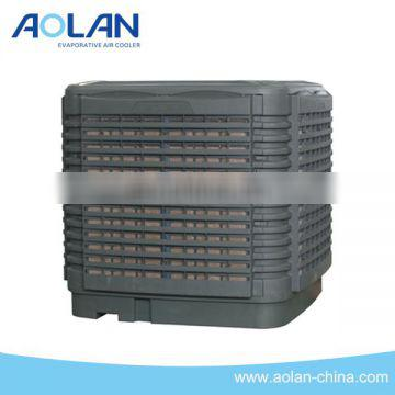 Durable honeycomb filter roof mounted room evaporative air cooler AZL30-ZX30B