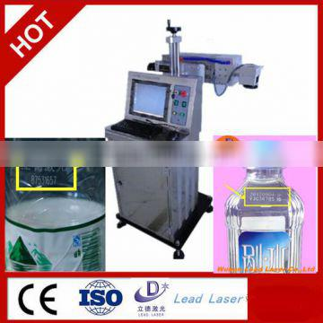 Cartography Technical 55W Cheap Industrial Packag Material Laser Date Code Machine