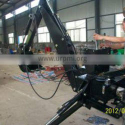 High efficiency backhoe for forton tractor