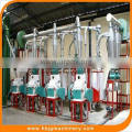 Rolling mill machinery , wheat or corn flour milling machine