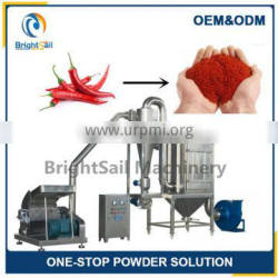 red dry chilli pepper grinder chilli powder grinding machine dry spice mill