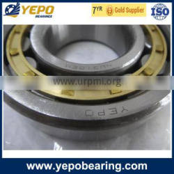 Roller bearing price , NU types cylindrical roller bearing with brass cage