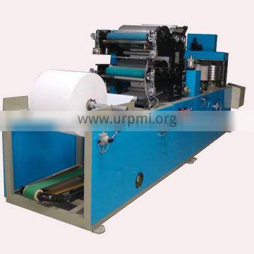 Two color printing tissue paper making machine napkin machine for sale paper machine